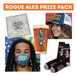 Rogue Ales Prize Pack