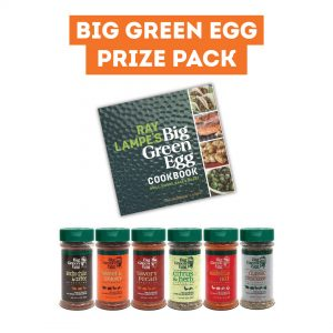 Big Green Egg Prize Pack
